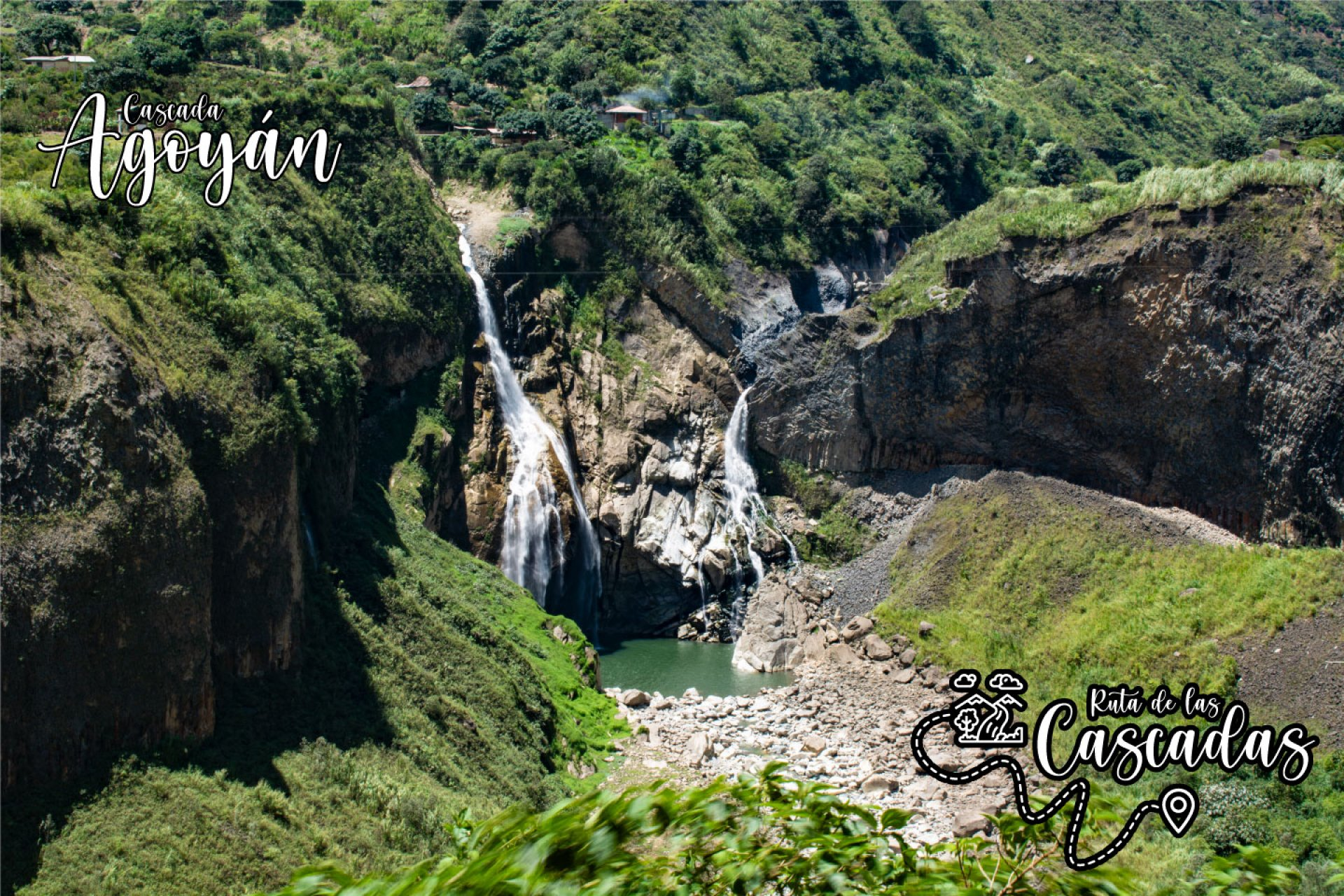 Tourist Places in Baños de Agua Santa