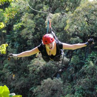 Puntzan Canopy - Outdoor Adventures Banos Ecuador