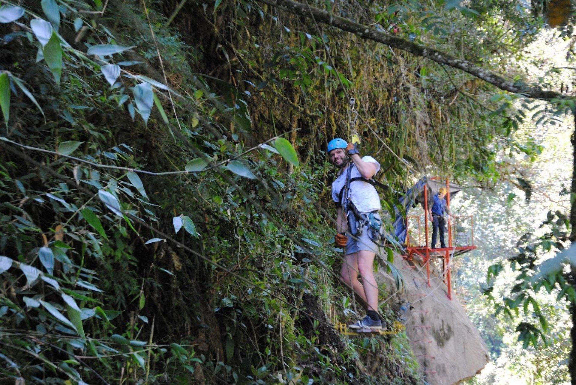 Adventure Pack Baños Ecuador
